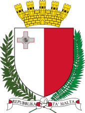 Coat of arms of Malta svg