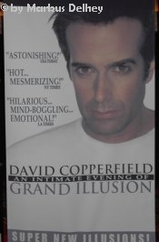 David Copperfield Show im MGM Grand